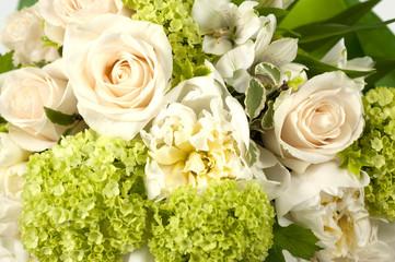 Bouquet texture