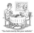 Personal Website - Online Dating
