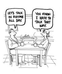 Two Teachers Talking