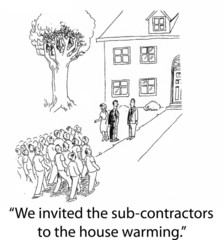Residential Construction Sub-Contractors