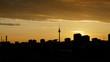 Fototapeten,berlin,deutsch,sonnenuntergang,silhouette