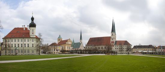 Kapellplatz, Altötting, Wallfahrtsort