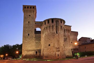 Vignola, il castello