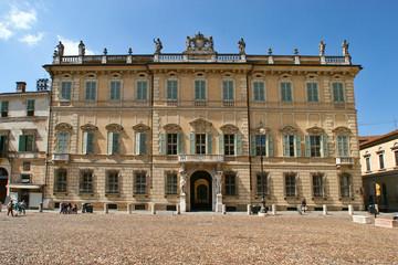 Mantova, palazzo Bianchi