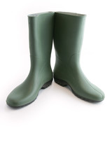 Pair of wellington boots