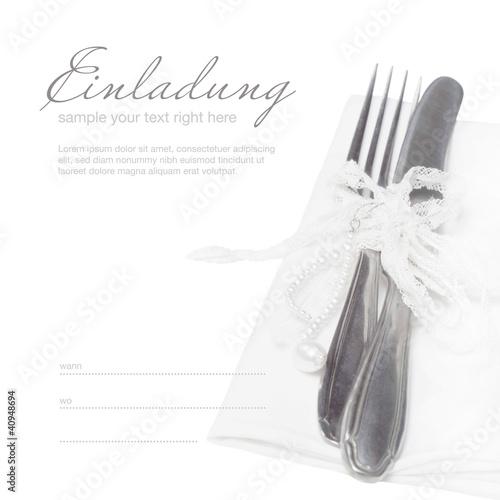 text fur einladung zum essen – cloudhash, Einladung