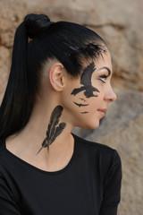 Girl - Raven