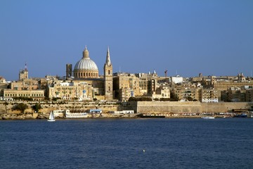 Skyline of Malta