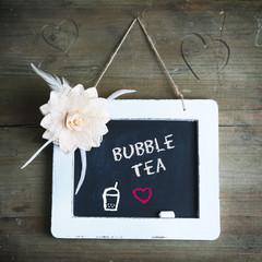 Bubble Tea Werbung