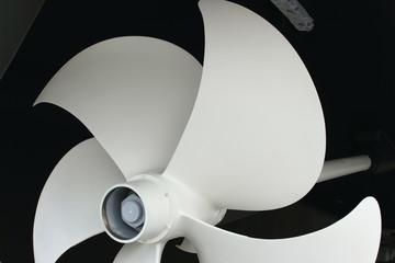 motor boat propeller