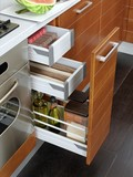Furniture in a modern kitchen