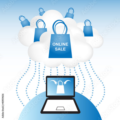Online Cloud Shopping