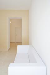 Interior modern space