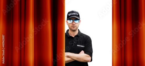 stage security guard