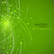 design of Vector Circuit Board background