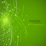 Fototapety design of Vector Circuit Board background