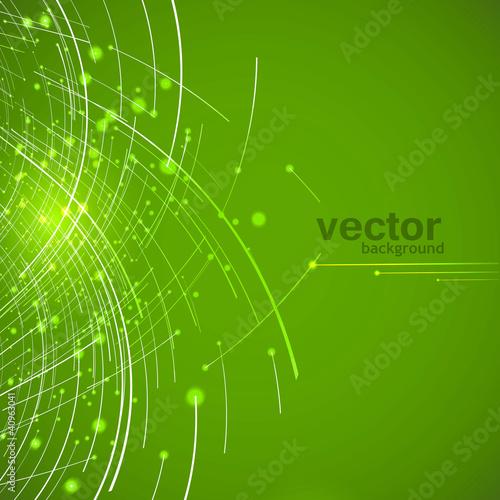 design of Vector Circuit Board background