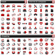 pack Icons V red