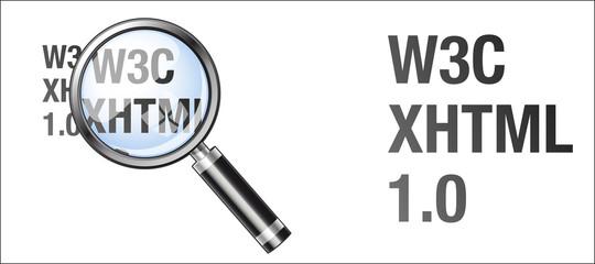 programmation site norme W3C