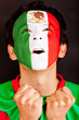 Excited Mexican man