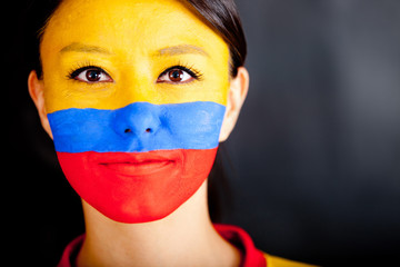 Colombian woman