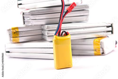 Batterie Lithium Polymère - 40969860