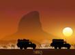 Trek au désert - Couchant 2