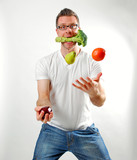 Juggling Nutrition