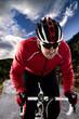 Fototapete Sport - Asphalt - Radsport