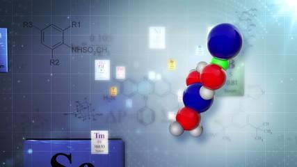 Molecular Structure, elements, chemical formulas
