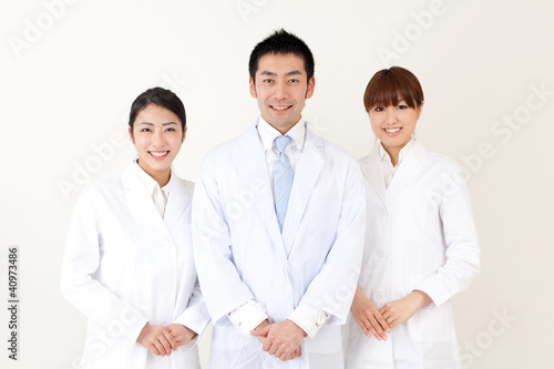 asian doctor medical image