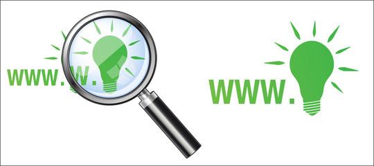 nom de domaine, URL propre