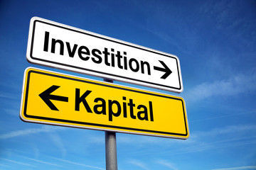Investition Kapital