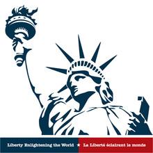 Statua Wolności. USA