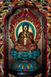 Chinese Buddha Statue, Buddhism.