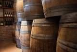 Fototapety Barrels of wine