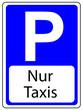 Parken  - Taxis