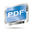 3d icon button pdf