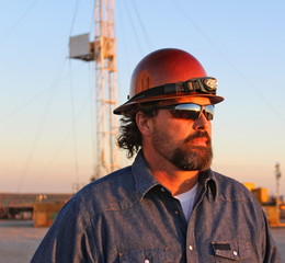 Oil Field Man