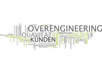 Overengineering