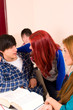 Classroom flirt