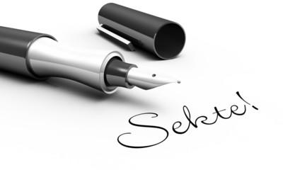 Sekte! - Stift Konzept