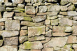 Drystone Wall closeup