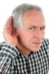 Hörschwäche