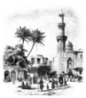 Mosque Arabia - 1001 Nights