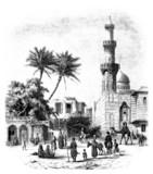 Mosque Arabia - 1001 Nights