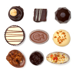 chocolate assortiment