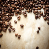 Fototapety Vintage coffee background