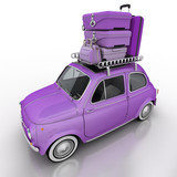 Vacances économique en voiture 04