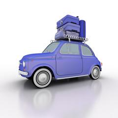 Vacances économique en voiture 05